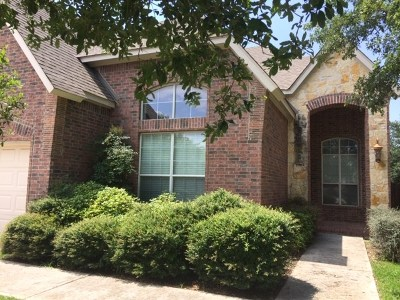 Cedar Park Single Family Home For Sale: 2403 Falmer Ct