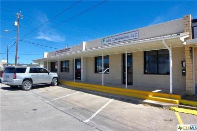Killeen Commercial For Sale: 114 N 4th St