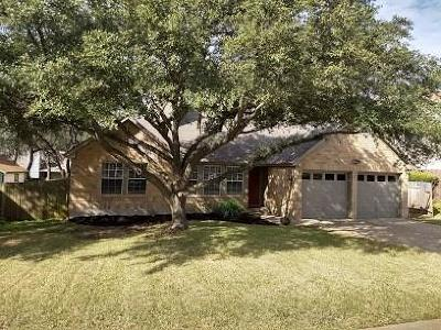 Austin Single Family Home For Sale: 6918 Dallas Dr