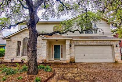 Austin Single Family Home For Sale: 4712 Chesney Ridge Dr