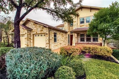 Cedar Park Single Family Home For Sale: 2742 Grand Oaks Loop