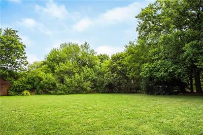 Travis County Residential Lots & Land For Sale: 9313 Independence Loop
