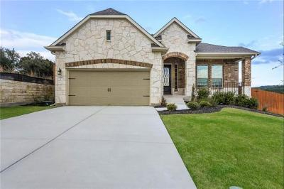 Lago Vista Single Family Home For Sale: 22108 Cross Timbers Bnd