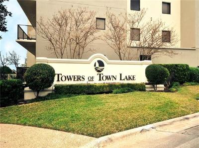 Travis County Condo/Townhouse For Sale: 40 N Interstate 35 Hwy S #5D4