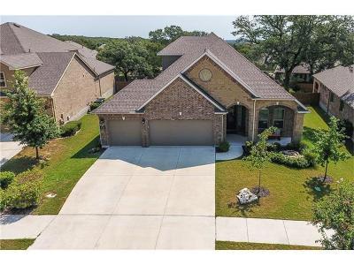 Georgetown Single Family Home For Sale: 113 Cibolo Ridge Dr