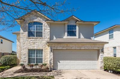 Austin Single Family Home Pending - Taking Backups: 11717 Springs Head Loop