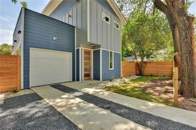 Austin Single Family Home For Sale: 1409 Holly St #B