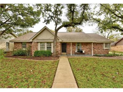 Single Family Home Pending - Taking Backups: 7203 Fence Line Dr