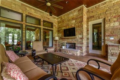 Georgetown Single Family Home Pending: 101 Mariposa Bonita Cv