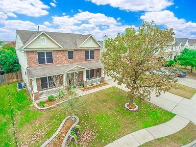 Hays County Single Family Home For Sale: 184 Scarlet Oak Cv