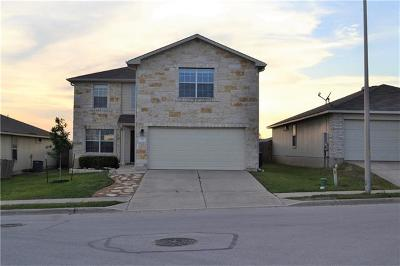 Liberty Hill Single Family Home For Sale: 321 Drystone Trl