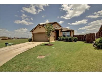 Pflugerville Single Family Home Pending - Taking Backups: 19104 Nicole Ln