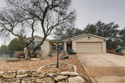 Lago Vista Single Family Home For Sale: 8532 Talon Cir