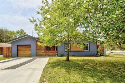 Single Family Home For Sale: 1807 Mohle Dr