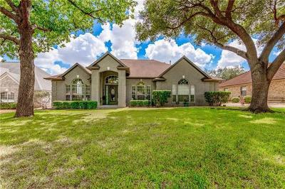 Austin Single Family Home For Sale: 10005 Jupiter Hills Dr