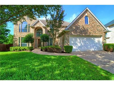 Austin Single Family Home For Sale: 12959 Brigham Dr