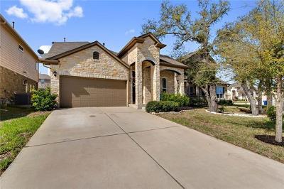 Austin Single Family Home For Sale: 11620 Faubian Ln