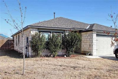 Lockhart Single Family Home Pending - Taking Backups: 536 Christopher Cv