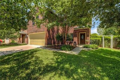 Leander Single Family Home For Sale: 308 Sunny Brook Dr
