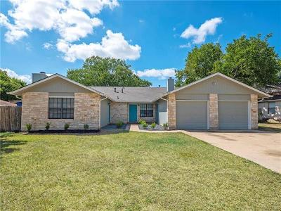 Round Rock Multi Family Home For Sale: 917 Woodlief Trl