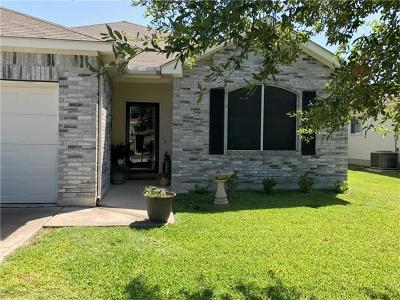 Taylor Single Family Home For Sale: 2804 Don Hill Ln