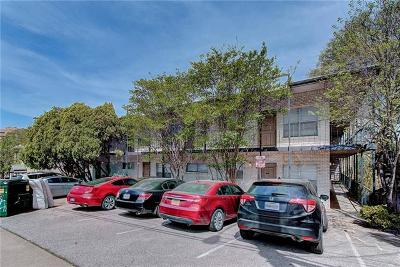 Austin Condo/Townhouse For Sale: 710 E Dean Keeton #212