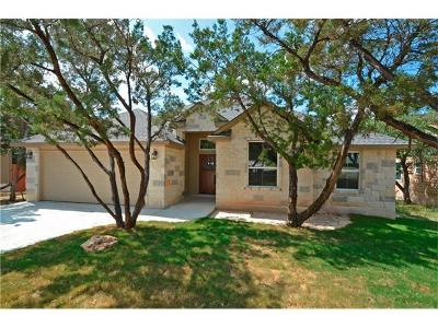 Wimberley Single Family Home For Sale: 63 Ridgewood Cir