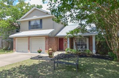 Cedar Park Single Family Home For Sale: 1109 Forest Oaks Path