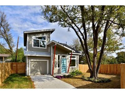 Single Family Home For Sale: 1711 Perez St #B