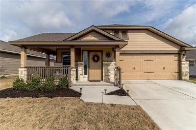 Pflugerville Single Family Home For Sale: 18811 Obed River Dr