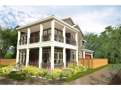 Austin Single Family Home Active Contingent: 2310 Mc Bee St