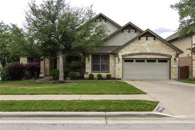 Cedar Park Single Family Home For Sale: 605 S Gadwall Ln
