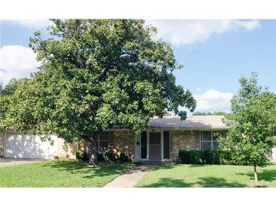 Austin Single Family Home Pending - Taking Backups: 3104 Silverleaf Dr