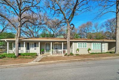Travis County Single Family Home For Sale: 3200 Bonnie Rd