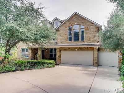 Travis County, Williamson County Single Family Home Pending - Taking Backups: 11417 Dona Villa Dr