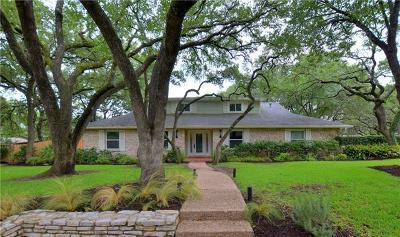 Austin Single Family Home For Sale: 3901 Pebble Path