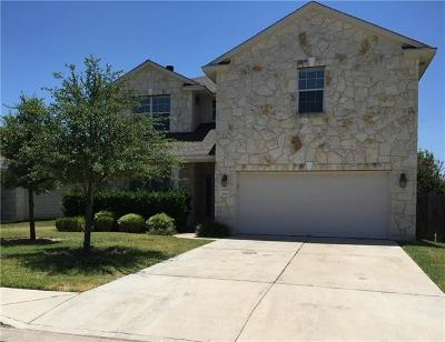 Georgetown Rental For Rent: 7806 Squirrel Hollow Dr