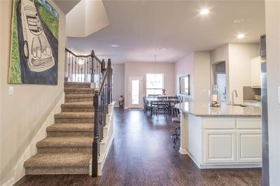 Leander Single Family Home For Sale: 2213 Legend Hill Dr