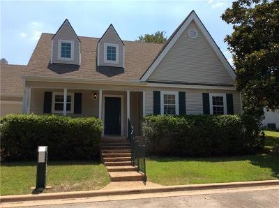 Condo/Townhouse For Sale: 3703 Timson Ct