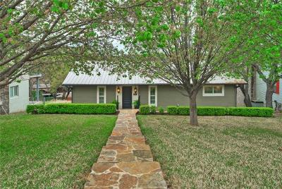 Horseshoe Bay Single Family Home For Sale: 2708 Sunnypoint Dr
