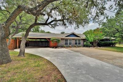 Cedar Park Single Family Home For Sale: 413 Cedar Park Dr
