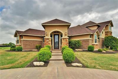 Belton Single Family Home For Sale: 120 Mogollon Ct