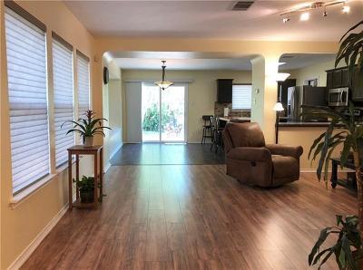 Leander Single Family Home For Sale: 312 Greener Dr