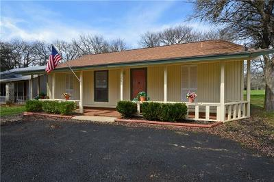 Wimberley TX Single Family Home Pending - Taking Backups: $179,625