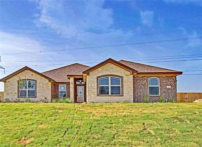 Salado Single Family Home For Sale: 4307 Green Creek Dr