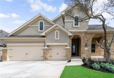 Leander Single Family Home For Sale: 2904 Wild Indigo Way