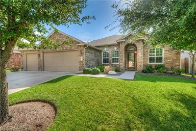 Pflugerville Single Family Home For Sale: 20505 Auk Rd
