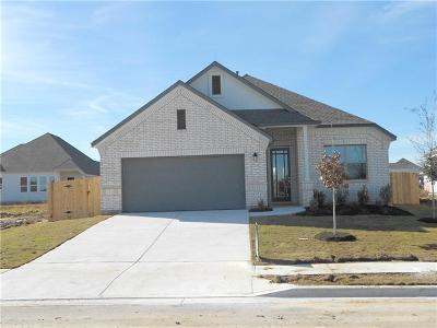 Pflugerville Single Family Home For Sale: 20320 Crested Caracara Ln