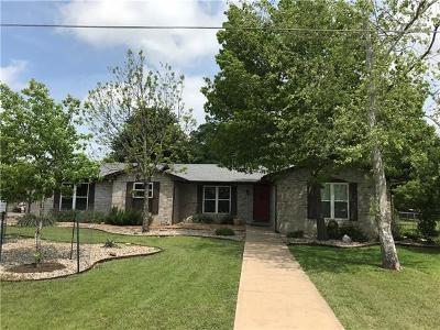 Round Rock Single Family Home Pending - Taking Backups: 4500 Crestridge Dr