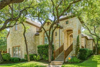 Travis County Single Family Home Pending - Taking Backups: 11112 Pairnoy Ln